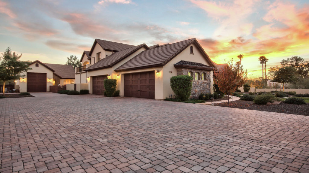 French Country Estate Custom Home Project