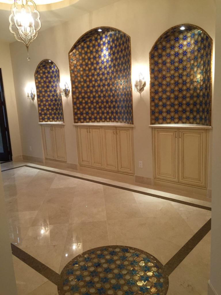 Tuscan Elegance Hallway 2