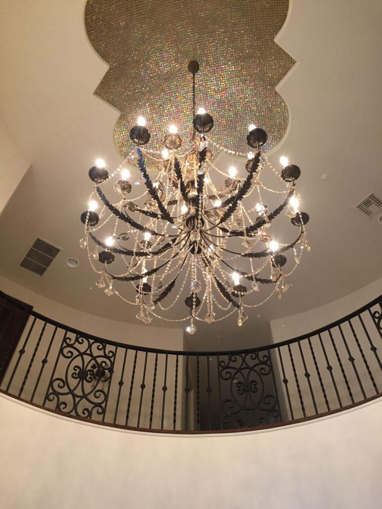 Tuscan Elegance Foyer 2