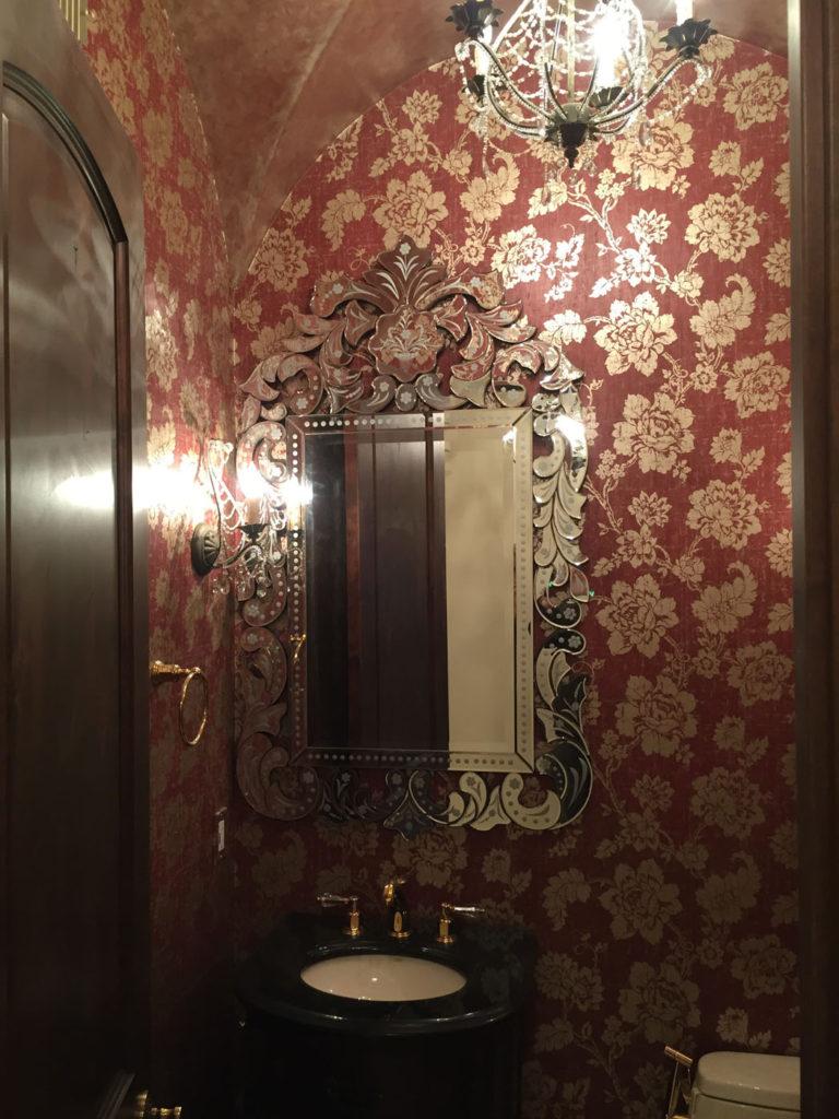 Tuscan Elegance Bathroom 1