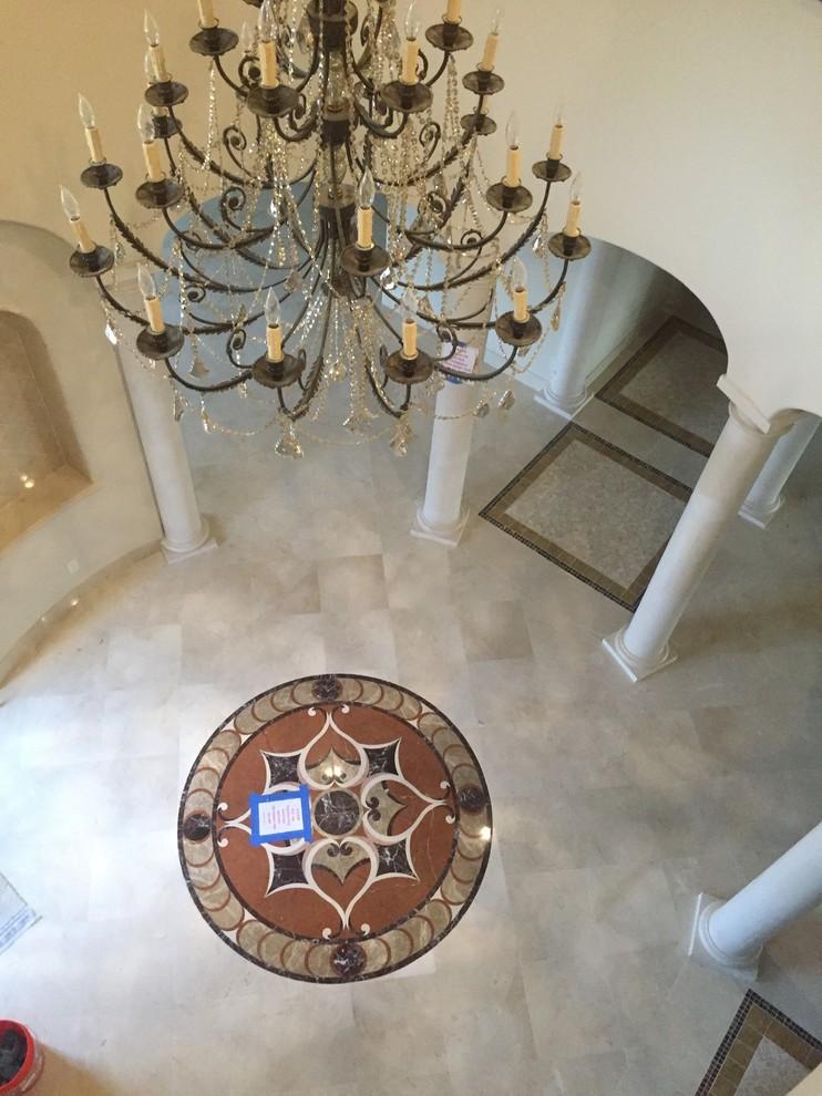 Tuscan Elegance Foyer 1