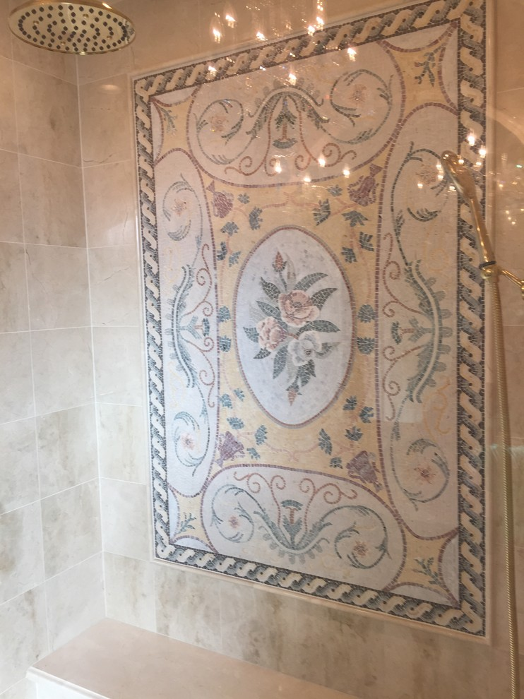 Tuscan Elegance Bathroom 2