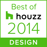 Awarded Best of Houzz 2014 Design